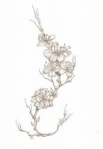 Fleur De Cerisier Signification : maxalae actons blog tatouage cerisier japonais sur bras ~ Melissatoandfro.com Idées de Décoration
