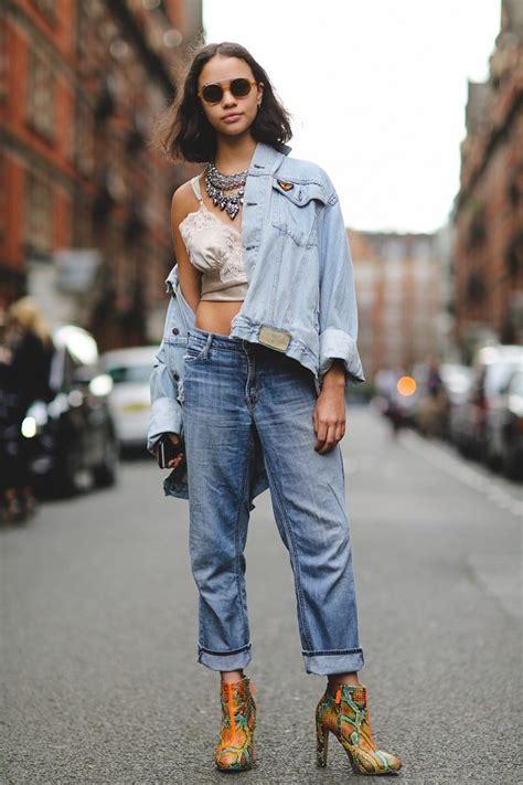 London Fashion Week Fall 2017 Street Style Minimal