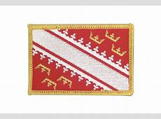Alsace Flag Patch RoyalFlags