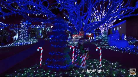 what do blue christmas lights mean winners of the great light fight 2017 live design