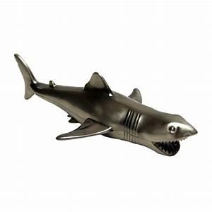 JAWS Shark Stainless Steel Bottle Opener - The Green Head