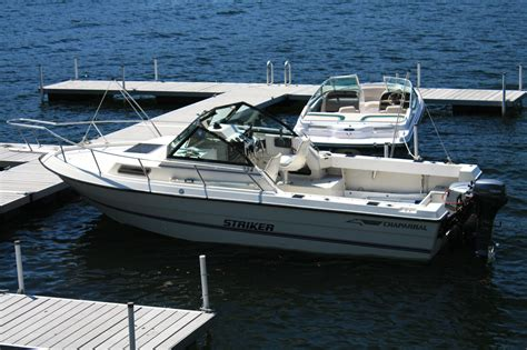 Chaparral Boats Reliability by Chaparall Striker 234 1991 For Sale For 13 000 Boats