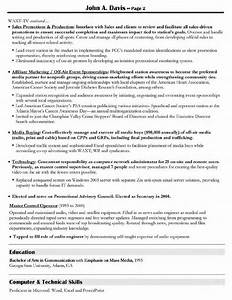 resume format resume examples director With director resume samples