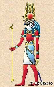 montu egyptian gods