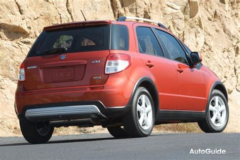 Suzuki Sx4 Crossover Review by 2009 Suzuki Sx4 Crossover Technology Review Car Reviews