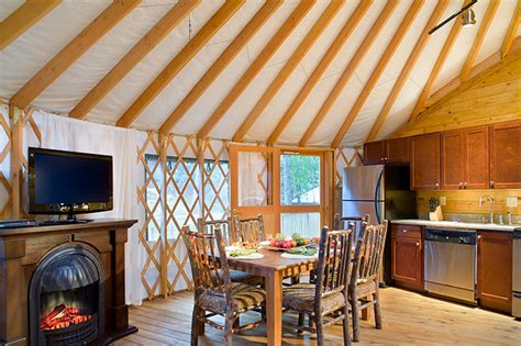 modern portable structures yurts  personal