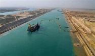 Egypt's Suez Canal revenue $853.7 million in April and ...