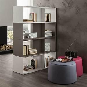 Meuble Séparation Pièce : meuble biblioth que d clin en 25 exemplaires design ~ Teatrodelosmanantiales.com Idées de Décoration