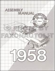 1958 Fisher Body Welding Assembly Manual Reprint