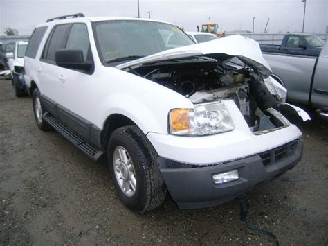airbag deployment 2006 ford expedition auto manual used salvage truck van suv parts sacramento