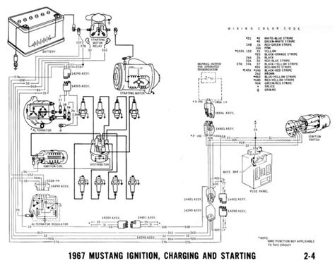 67 Mustng Door Wiring Diagram by 67 Alternator Not Charging Battery What S This Wire