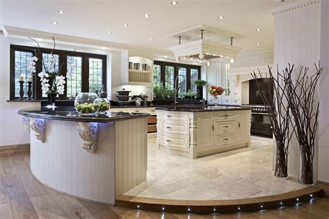centre islands for kitchens 20 kitchen designs with two islands or more