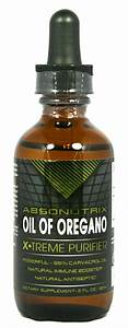 2oz Oil Of Oregano 43mg Liquid Extract 85  Carvacrol Immune Support Absonutrix