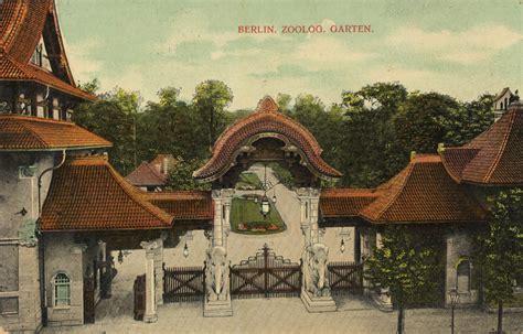 Zoologischer Garten Potsdam by Berlin Charlottenburg Berlin Zoologischer Garten Zeno Org