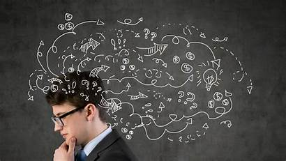 Critical Thinker Thinking Creative Leader Need Marketers