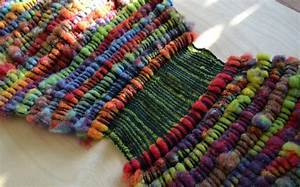 Woven By Anneli S U00e4re With Railreed Small On Saori