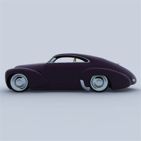 HOLDEN EFIJY CONCEPT 3D Models Ourias3D