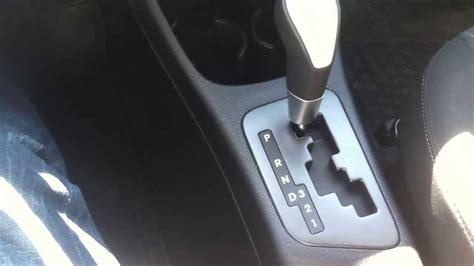 kia picanto kia picanto automatic gear box youtube