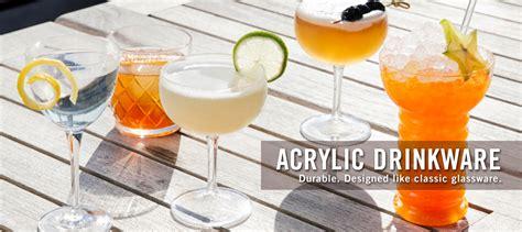 Professional Barware & Bartender Supplies