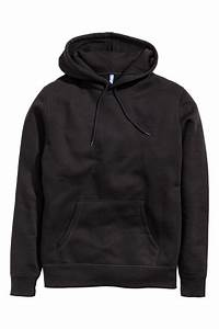 Hooded Sweatshirt | Black | SALE | H&M US