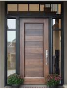 Home Exterior Door Design
