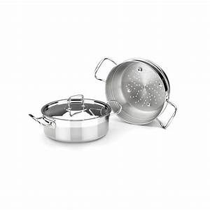 Cuit Vapeur Inox : cuit vapeur diam tre 24cm en inox professionnel18 10 ~ Melissatoandfro.com Idées de Décoration