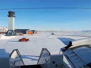 File:A sunny view of the ramp at Thule Air Base, Greenland ...