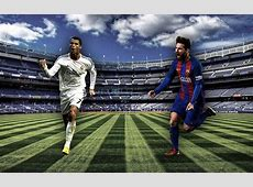 Messi vs Cristiano Ronaldo Goals, free kicks, hattricks