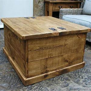 Coffee table coffee table brown trunk coffetabledark wood for Dark wood trunk coffee table