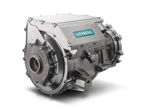 Electric Motor System by Siemens Has Developed A Solution For Integrating An