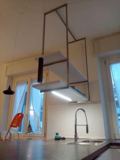 mensole a soffitto id68 mensole sospese interior design steellart piacenza
