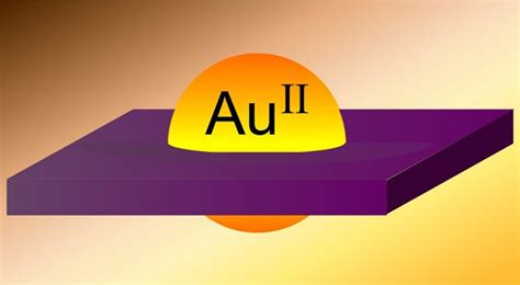 Divalent Gold Complex Isolated For The First Time