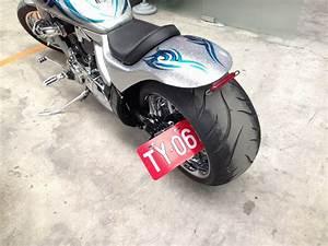 M109r Side Mount License Plate Bracket