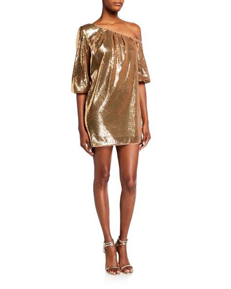 bizrdesign: Aidan Mattox Cold Shoulder Sequin Dress