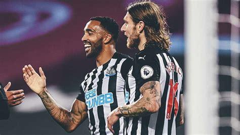 The Newcastle United Blog   Fraser, Hendrick, And Wilson ...