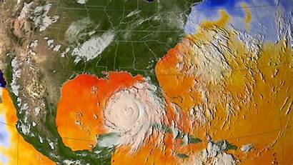 Katrina Hurricane Climate Research Mexico Gulf August