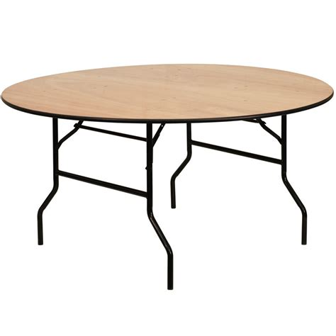 circular coffee table 48 inch plywood folding table banquet king