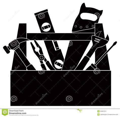 box clipart silhouette clipground