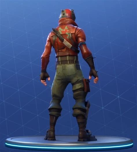 rust lord fortnite skin skins outfit gameplay