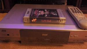 Jvc Hm-dh30000 D-vhs Vcr Player