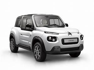 Citroën E Mehari : electric citroen e mehari becomes more practical with new interior and hardtop option carscoops ~ Medecine-chirurgie-esthetiques.com Avis de Voitures