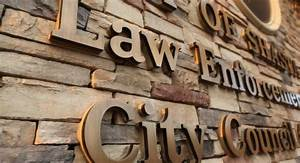 order metal letters now solid cut metal sign letters With metal letter signs for business