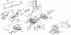 Craftsman Power Blower Parts