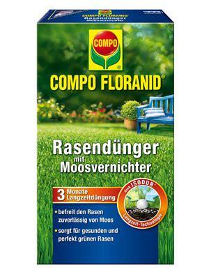 Dünger Mit Moosvernichter by Floranid Rasend 252 Nger Mit Moosvernichter Gartencenter Shop24