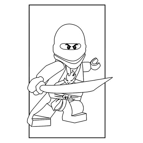 Ninjago Kleurplaten by Ninjago Kleurplaten Kleurplaten Ninjago Kleurplaat Ninjago