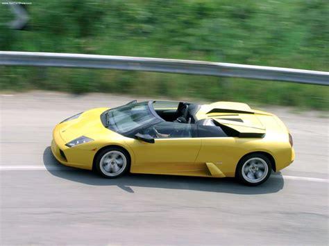 Lamborghini Murcielago Roadster - Side, 2004, 1600x1200 ...