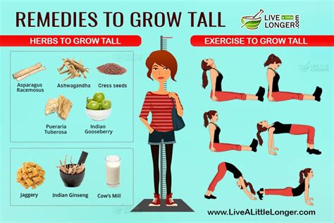How To Increase Height?  5 Exercises & 5 Herbs For Grow