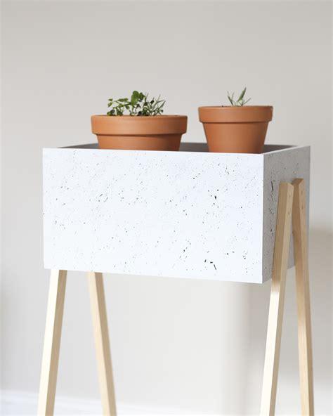 fabriquer carré potager jardiniere bois sur pied