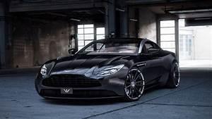 2017 Wheelsandmore Aston Martin DB11 Wallpaper HD Car