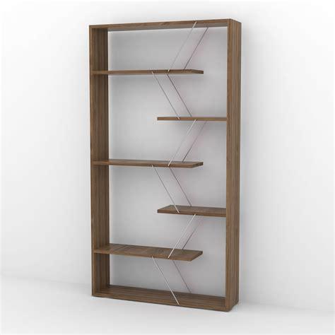 librerie metallo libreria divisoria autoportante in legno e metallo wilmark